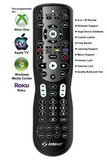 Inteset INT-422 4-in-1 Universal Remote for Apple TV, Xbox One, Roku & Media Center