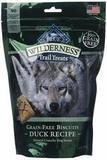 Blue Buffalo Wilderness Trail Treats Grain-Free Duck Recipe
