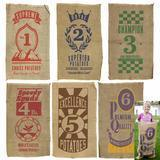 Joyin Burlap Potato Sack Racing Bags