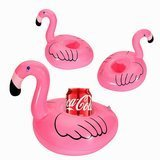 Home Kitty Inflatable Flamingo Cup Holders