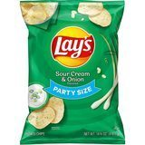Lay's Potato Chips, Sour Cream & Onion