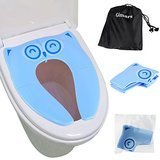 Gimars Portable Potty Seat