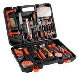 OUTAD 100-Piece Home Tool Kit