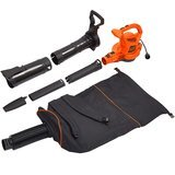 BLACK+DECKER Back Pack Leaf Blower Vacuum and Mulcher