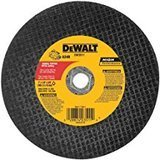 Dewalt 7-Inch High Performance Metal Cutting Abrasive Saw Blades, 5-Pack