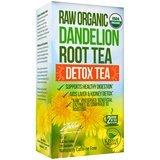 Kiss Me Organics Raw Organic Dandelion Root Tea
