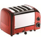 Dualit New Gen 4-Slice Red Toaster