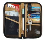 Travelambo Travel Wallet Passport Holder