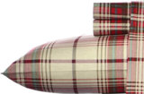 Eddie Bauer Flannel Collection Sheets