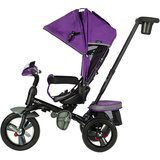 Evezo 302A 4-in-1 Parent Push Tricycle for Kids