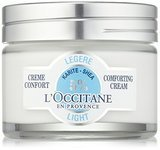 L'Occitane Light 5% Shea Butter Comforting Cream, 1.7 oz.