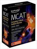 Kaplan Test Prep MCAT Complete 7-Book Subject Review