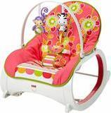 Fisher Price Infant to Toddler Rocker, Floral Confetti
