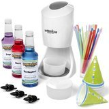 Hawaiian Shaved Ice Snow Cone Machine Party Package