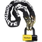 Kryptonite New York Fahgettaboudit Chain and Disc Lock