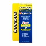 Lanacane Maximum Strength Anti Itch Cream