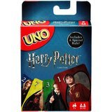 Mattel UNO Harry Potter Card Game