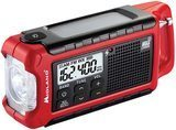 Midland ER210 Emergency Compact Crank Weather AM/FM Radio