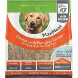 Only Natural Pet MaxMeat, Air-Dried Chicken With Pumpkin & Parsley