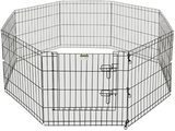 Pet Trex Crate-N-Kennel Exercise Playpen