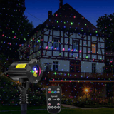 Poeland Christmas Laser-Light Projector