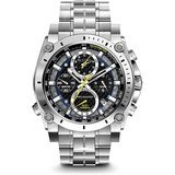 Bulova Precisionist Stainless Steel Watch
