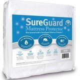 SureGuard Mattress Protectors Premium Fitted Cotton Terry Cover