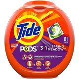 Tide 3-in-1 HE Turbo Laundry Detergent Pacs