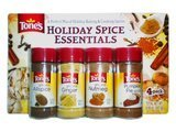 Tone's Holiday Spice Essentials
