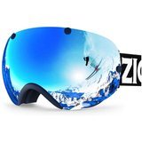 Zionor XA Ski and Snowboard Snow Goggles