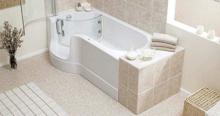 5 best walk-in bathtubs - apr. 2019 - bestreviews